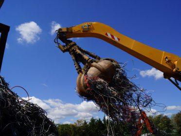 Eco-pôle recyclage fers et métaux